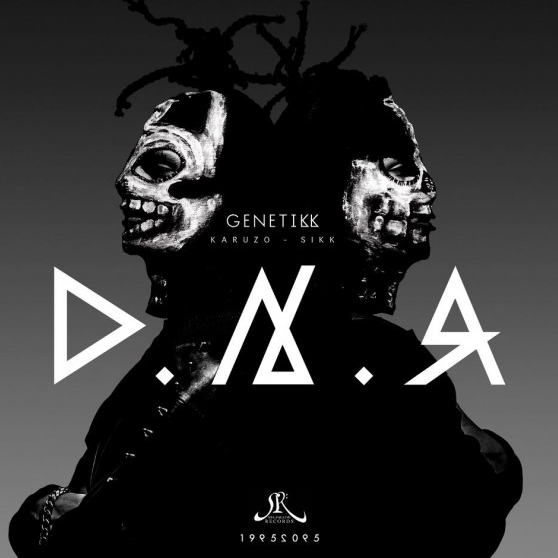 Genetikk-DNA-Album-Cover